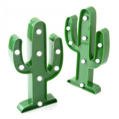 Lampara quitamiedos cactus (Agotado)