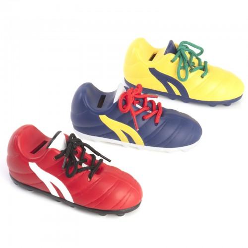 Hucha bota de fútbol (Agotado Temporalmente)