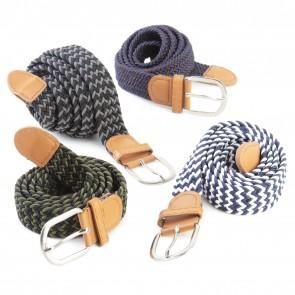 Cinturón elástico bicolor (Disponible a final de Marzo)