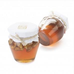Miel orcio con nueces