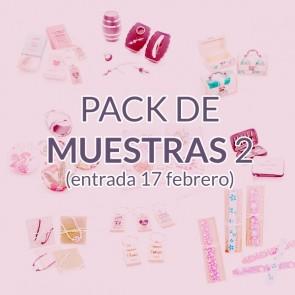 Pack de muestras 17 Febrero