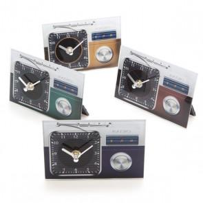 Reloj vintage de cristal